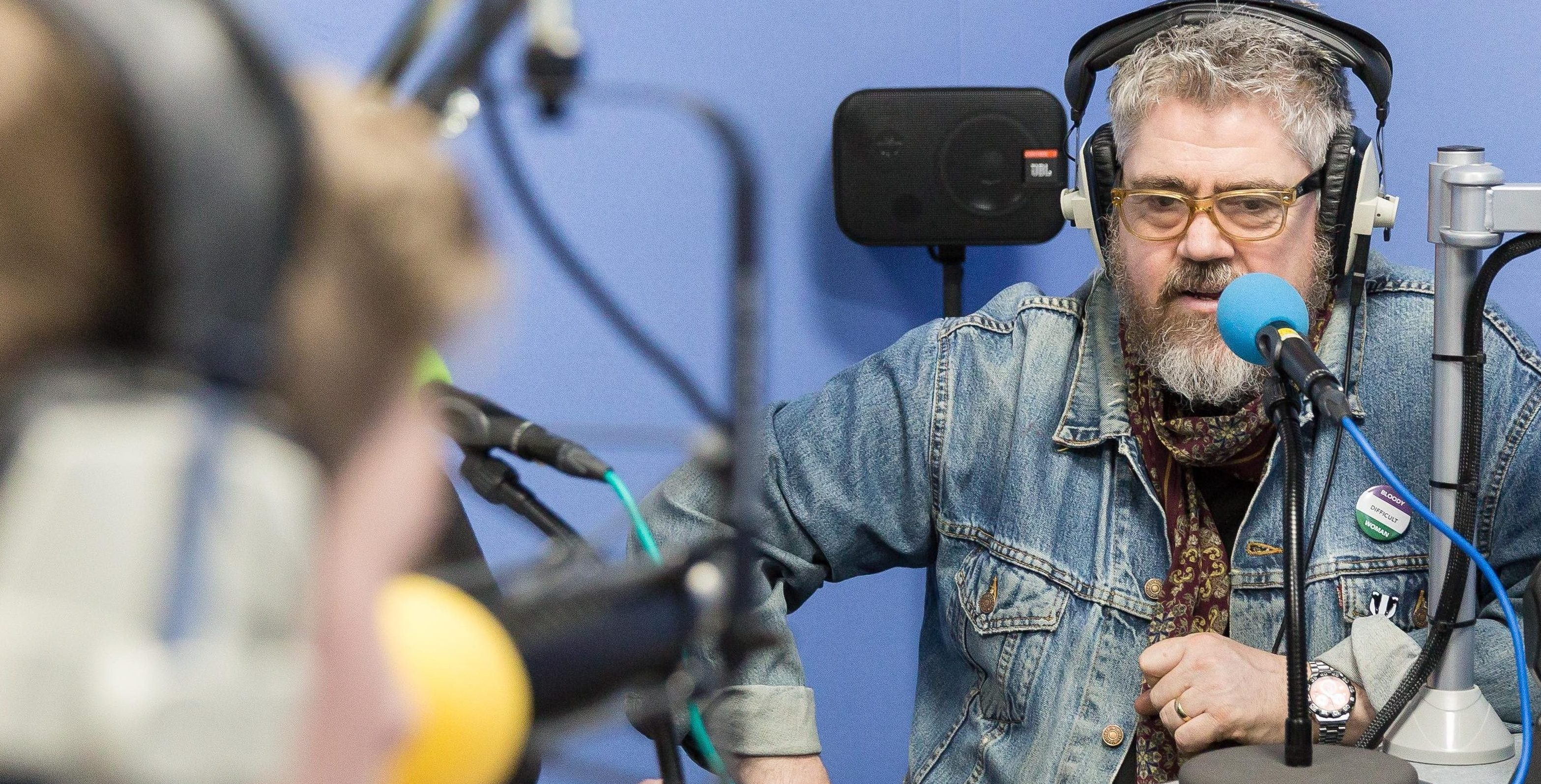 Phill Jupitus Interview – BIRSt Live Show Clip