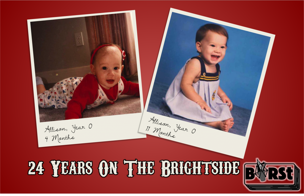 24 Years On The Brightside Year 0