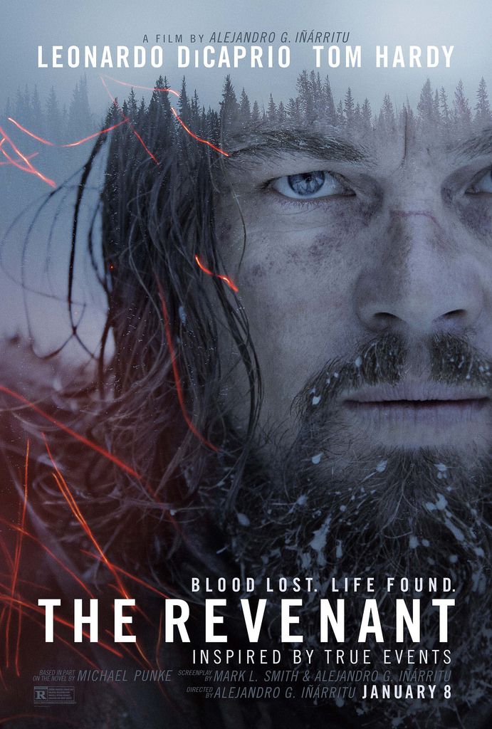 Yelling at the screen: The Revenant